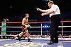 Bernard Dunne vs Kiko Martinez at the Point, Dublin. Ireland - 25-08-2007