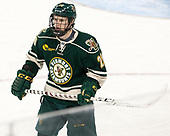 Trey Phillips (UVM - 26) - The Boston College Eagles defeated the University of Vermont Catamounts 7-4 on Saturday, March 11, 2017, at Kelley Rink to sweep their Hockey East quarterfinal series.The Boston College Eagles defeated the University of Vermont Catamounts 7-4 on Saturday, March 11, 2017, at Kelley Rink to sweep their Hockey East quarterfinal series.