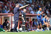 Tranmere Rovers manager Micky Mellon during Stevenage vs Tranmere Rovers, Sky Bet EFL League 2 Football at the Lamex Stadium on 4th August 2018