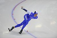 SCHAATSEN: HEERENVEEN: Thialf, KPN NK Sprint, 30-12-11, Michel Mulder, ©foto: Martin de Jong.