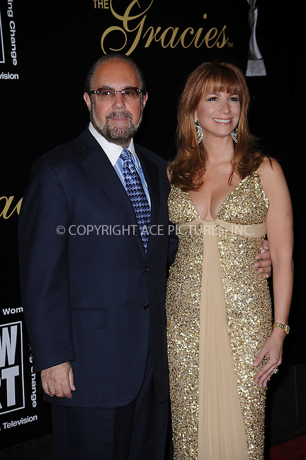 WWW.ACEPIXS.COM . . . . . ....June 3 2009, New York City....Bobby Zarin and Jill Zarin arriving at the 34th Annual AWRT Gracie Awards Gala at The New York Marriott Marquis on June 3, 2009 in New York City.....Please byline: KRISTIN CALLAHAN - ACEPIXS.COM.. . . . . . ..Ace Pictures, Inc:  ..tel: (212) 243 8787 or (646) 769 0430..e-mail: info@acepixs.com..web: http://www.acepixs.com