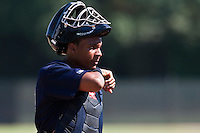 Baseball - MLB European Academy - Tirrenia (Italy) - 20/08/2009 - Andy Paz (France)