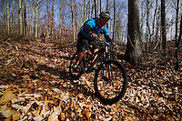 Bays Mountain Backcountry, Rider Jody Millsap