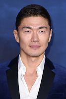 "Rick Yune<br /> arriving for the ""Fantastic Beasts: The Crimes of Grindelwald"" premiere, Leicester Square, London<br /> <br /> ©Ash Knotek  D3459  13/11/2018"