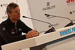 Owners Press Conference - 33rd America's Cup