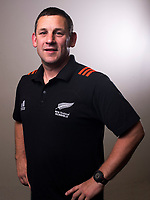 Head coach Jason Holland. The 2017 New Zealand Schools rugby union headshots at the Sport and Rugby Institute in Palmerston North, New Zealand on Monday, 25 September 2017. Photo: Dave Lintott / lintottphoto.co.nz