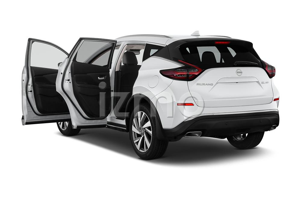 Car images of 2019 Nissan Murano SL 5 Door SUV Doors