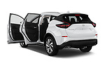 Car images of 2019 Nissan Murano SL 5 Door SUV Doors