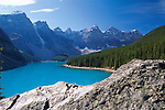 Moraine Lake, Sentinel Pass, Canadian Rockies