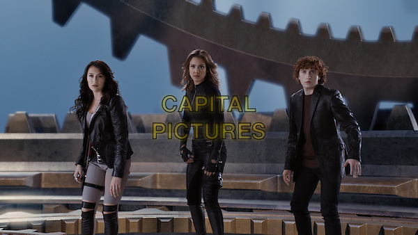 Spy Kids: All the Time in the World in 4D (2011) <br /> Alexa PenaVega, Jessica Alba, Daryl Sabara <br /> *Filmstill - Editorial Use Only*<br /> CAP/KFS<br /> Image supplied by Capital Pictures