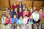 WOOL REQUIRED: Members of the Ballylongford Active Retired group who are looking for wool to knit blankets and clothing for orphans in Belarus.