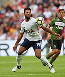 Tottenham's Mousa Dembele in action during the pre season match at Wembley Stadium, London. Picture date 5th August 2017. Picture credit should read: David Klein/Sportimage