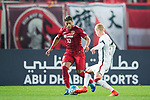 Shanghai FC Forward Givanildo Vieira De Sousa (Hulk) (L) fights for the ball with Sydney Wanderers Defender Jack Clisby (R) during the AFC Champions League 2017 Group F match between Shanghai SIPG FC (CHN) vs Western Sydney Wanderers (AUS) at the Shanghai Stadium on 28 February 2017 in Shanghai, China. Photo by Marcio Rodrigo Machado / Power Sport Images