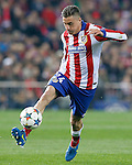 Atletico de Madrid's Jose Maria Gimenez during Champions League 2014/2015 match.March 16,2015. (ALTERPHOTOS/Acero)