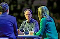 Rotterdam, Netherlands, December 15,  2017, Topsportcentrum,  Coaches Congress Aldo Hoekstra<br /> Photo: Tennisimages/Henk Koster