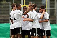 Torjubel um Lennart Thy (D, Werder Bremen)