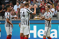14.08.2016: Eintracht Frankfurt vs. Celta Vigo
