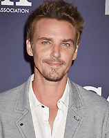 WEST HOLLYWOOD, CA - AUGUST 02: Riley Smith arrives at the FOX Summer TCA 2018 All-Star Party at Soho House on August 2, 2018 in West Hollywood, California.<br /> CAP/ROT/TM<br /> &copy;TM/ROT/Capital Pictures