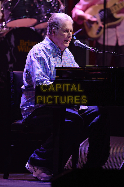 HOLLYWOOD, FL - SEPTEMBER 14: Brian Wilson and Al Jardine perform at Hard Rock Live at the Seminole Hard Rock Hotel &amp; Casino on September 14, 2016 in Hollywood, Florida. <br /> CAP/MPI04<br /> &copy;MPI04/Capital Pictures