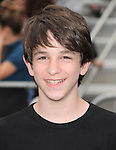 Zachary Gordon at Walt Disney Pictures Premiere of Pirates of the Caribbean : On Stranger Tides held at Disneyland in Anaheim, California on May 07,2011                                                                               © 2010 Hollywood Press Agency