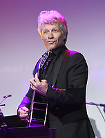NEW YORK, NY - NOVEMBER 02: Jon Bon Jovi performs  onstage during the Samsung annual charity gala 2017 at Skylight Clarkson Square on November 2, 2017 in New York City.  Credit:  George Napolitano/MediaPunch