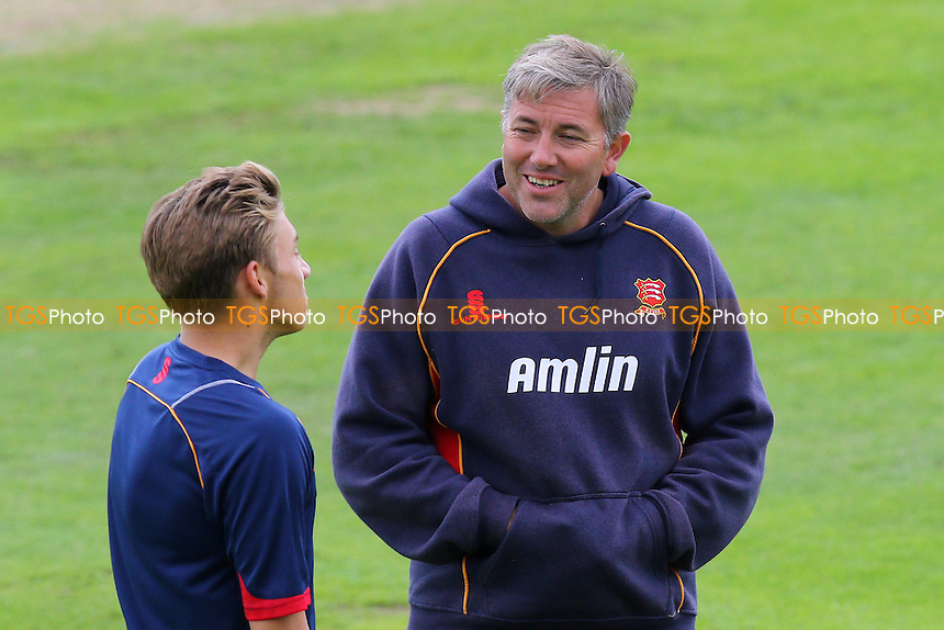 Essex CCC caretaker head coach Chris Silverwood