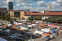 University of Texas Longhorn Football Tailgate Party - Stock Photo Image Gallery