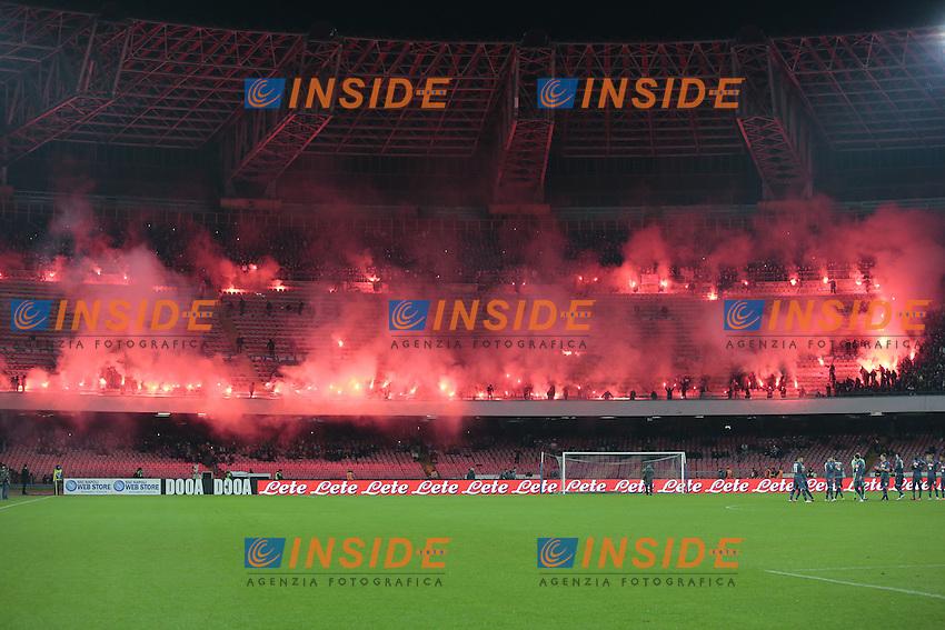 Napoli 22-03-2015 Stadio San Paolo <br /> Football Calcio Serie A Napoli - Atalanta<br /> Foto Cesare Purini / Insidefoto