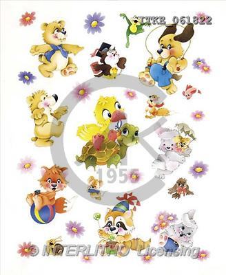 Isabella, CUTE ANIMALS, paintings(ITKE061822,#AC#) stickers illustrations, pinturas ,everyday