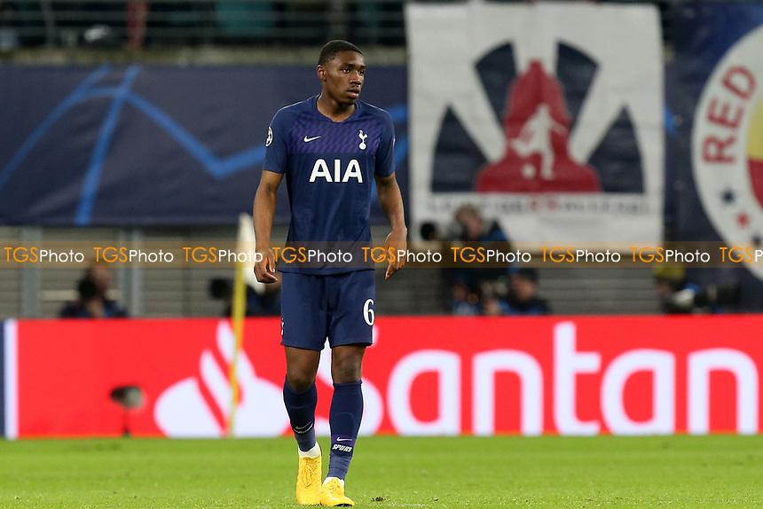 Malachi Walcott of Tottenham Hotspur during RB Leipzig vs Tottenham Hotspur, UEFA Champions League Football at the Red Bull Arena on 10th March 2020