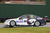 15th September 2017, Sandown Raceway, Melbourne, Australia; Wilson Security Sandown 500 Motor Racing; Warren Luff (2) drives the Mobil 1 HSV Racing Holden Commodore VF during Supercars practice