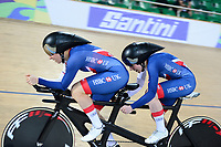 Picture by Simon Wilkinson/SWpix.com 23/03/2018 - Cycling 2018 UCI  Para-Cycling Track Cycling World Championships. Rio de Janeiro, Brazil - Barra Olympic Park Velodrome - Day 2 - LORA FACHIE