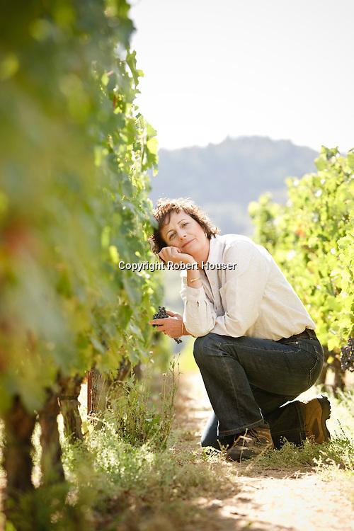 Genevieve Janssens - Director of Winemaking - Robert Mondavi Winery y