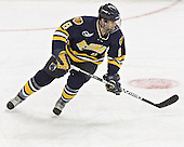 Mickey Rego - Boston College defeated Merrimack College 3-0 with Tim Filangieri's first two collegiate goals on November 26, 2005 at Kelley Rink/Conte Forum in Chestnut Hill, MA.