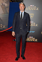 LOS ANGELES, CA. October 20, 2016: Mads Mikkelsen at the world premiere of Marvel Studios' &quot;Doctor Strange&quot; at the El Capitan Theatre, Hollywood.<br /> Picture: Paul Smith/Featureflash/SilverHub 0208 004 5359/ 07711 972644 Editors@silverhubmedia.com