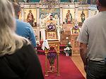"Sunday of St. Thomas, ""Doubting Thomas"", St. Sava, Jackson"