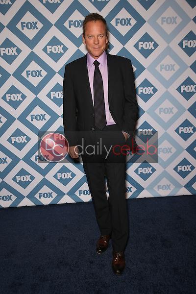 Kiefer Sutherland<br /> at the FOX All-Star Party Winter 2014 TCA Press Tour, Langham Hotel, Pasadena, CA 01-13-14<br /> David Edwards/Dailyceleb.com 818-249-4998