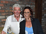 Gino Traynor and Tricia Mitchell pictured in the Lime Kiln Julianstown. Photo:Colin Bell/pressphotos.ie