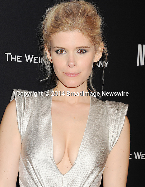 Pictured: Kate Mara<br /> Mandatory Credit &copy; Joseph Gotfriedy/Broadimage<br /> The Weinstein Company &amp; Netflix 2014 Golden Globes After Party - Arrivals<br /> <br /> 1/12/14, Beverly Hills, California, United States of America<br /> <br /> Broadimage Newswire<br /> Los Angeles 1+  (310) 301-1027<br /> New York      1+  (646) 827-9134<br /> sales@broadimage.com<br /> http://www.broadimage.com