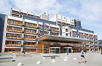 Nederland Leiden  2016 05 15. Het Leids Universitair Medisch Centrum. Foto Berlinda van Dam /  Hollandse Hoogte