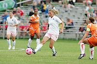 Amanda Cinalli...Saint Louis Athletica defeated Sky Blue FC 1-0 at Anheuser-Busch Soccer Park, Saint Louis, MO.