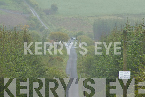 THERE WAS WIDESPREAD SHOCK in Ballydesmond this week following.a horrific shooting which left one man dead on a lonely country.road. Locals now fear that the quiet rural area is being used as.distribution point for drugs entering Kerry, Cork and Limerick..David Brett (34), originally from.Togher in Cork City, but with an.address at Cromogue Charleville, was.shot dead close to Foyle National.School at 10.30pm on Monday night.