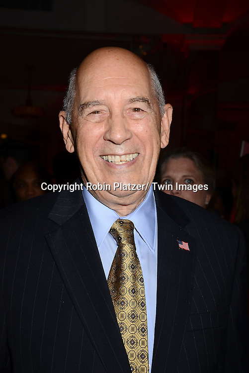 Bill Rasmussen attends The Paley Center for Media's Annual Benefit Dinner honoring ESPN' s 35th Anniversary on May 28, 2014 at 583 Park Avenue in New York City, NY, USA.