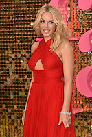 Kylie Minogue at 'Absolutely Fabulous: The Movie' world film premiere, Odeon cinema, Leicester Square, London, England June 19, 2016.<br /> CAP/PL<br /> &copy;Phil Loftus/Capital Pictures /MediaPunch ***NORTH AND SOUTH AMERICAS ONLY***