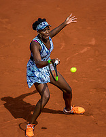 Paris, France, 4 June, 2017, Tennis, French Open, Roland Garros, Venus Williams (USA)<br /> Photo: Henk Koster/tennisimages.com