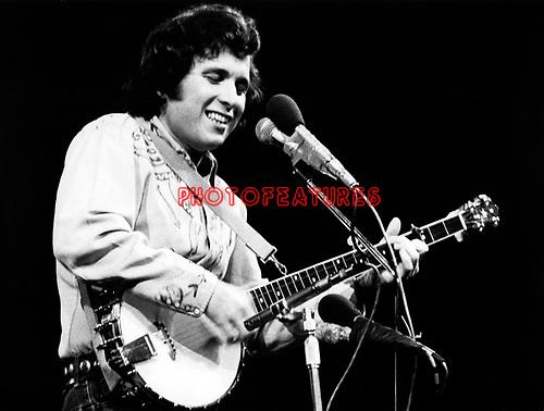 Don Mclean 1973 at Royal Albert Hall<br /> © Chris Walter