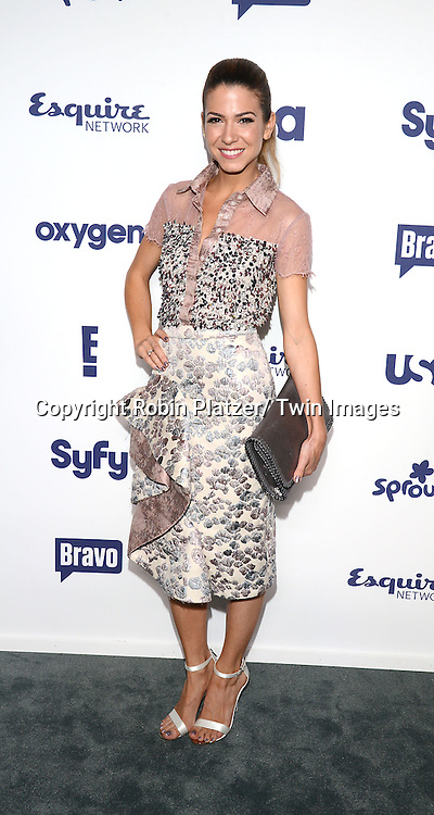 Orly Shani attends the NBCUniversal Cable Entertainment Upfront <br /> on May 15, 2014 at The Javits Center North Hall in New York City, New York, USA.