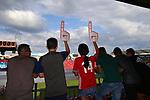 FRISCO, TX - JULY 04: FC Dallas vs. Atlanta at Toyota Stadium on July 4, 2018 in Frisco, Texas. (Photo by Rick Yeatts)