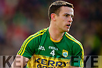 Shane Enright Kerry in action against  Cork in the National Football league in Austin Stack Park, Tralee on Sunday.