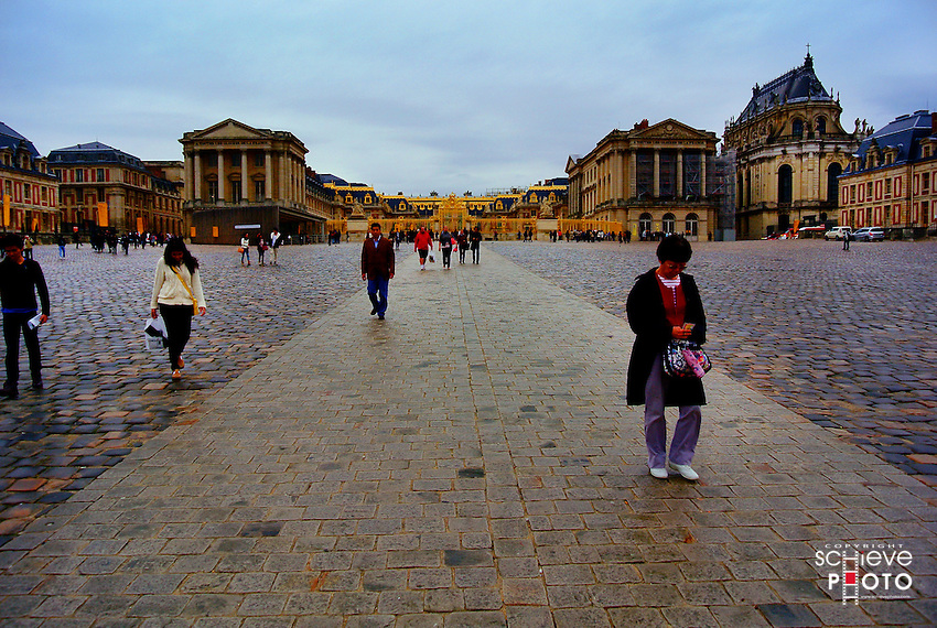 It has been estimated that the amount spent on Versailles during the Ancien régime as $2 billion US. This figure in all probability is an under-evaluation of all the money spent on construction and restoration of the Palace of Versailles.
